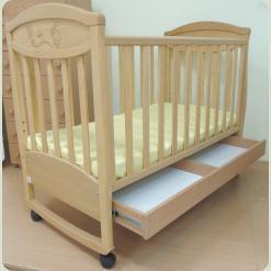 Кроватка для новорожденных 4