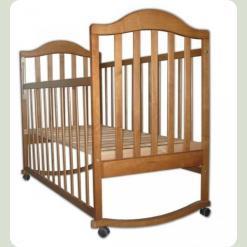 Кроватка Наполеон (без ящика) тонир.
