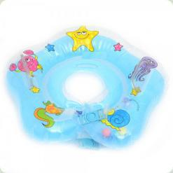 Круг для купания младенцев Bambi MS 0640 Голубой