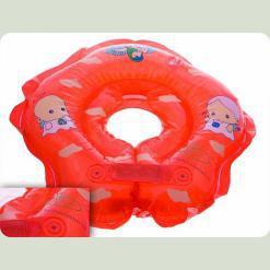 Круг на шею BabySwimmer 0-24м (3-12 кг) Красный
