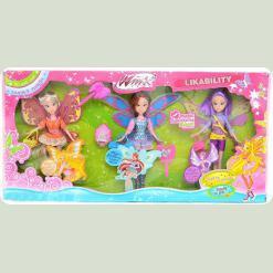 Кукольный набор Bambi Winx (WX 796-2-1)