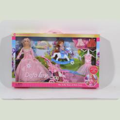 Кукольный набор Defa 6074