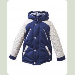 Куртка для мальчика со съемным капюшоном