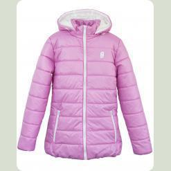 Куртка Frantolino 2202-117 с капюшоном светло-розовая