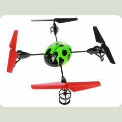 Квадрокоптер 2.4Ghz WL Toys V929 Beetle (зеленый)