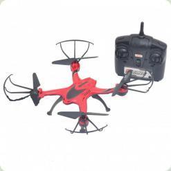 Квадрокоптер Bambi A5S Красно-черный