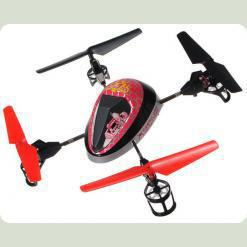 Квадрокоптер р/у 2.4Ghz WL Toys V949 UFO Force (фиолетовый)