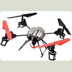 Квадрокоптер р/у 2.4Ghz WL Toys V999 Rescue подъёмный кран