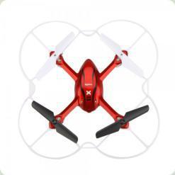 Квадрокоптер Syma X11 Hornet с гироскопом Красный