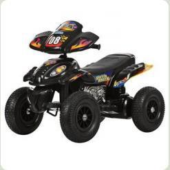 """Квадроцикл M 2403AR-3 """"Надувное колесо"""", черный"""