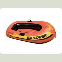 Лодка Intex 58329 Explorer 100