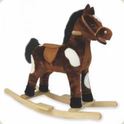 Лошадка Alexis-Babymix FL-XR315