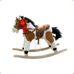 Лошадка M.Mally Patches (светло-коричневая)