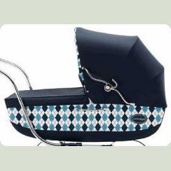 Люлька CLASSICA с сумкой - Ballant. Blu