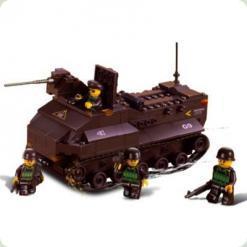 Сухопутные войска. Броневик