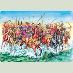 Македонская кавалерия