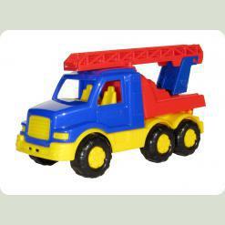 Максик, автомобиль-пожарная спецмашина