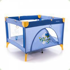 Манеж Bertoni PLAY STATION (blue sky adventure)