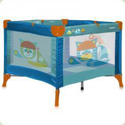 Манеж Bertoni Play Station Cat Aquamarine