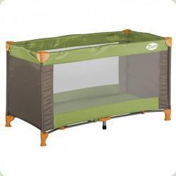 Манеж Bertoni ZIPPY 1L (green beige)