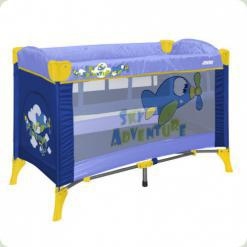 Манеж Just4kids ARENA 2L (blue sky adventure)