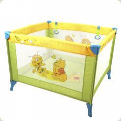 МАНЕЖ KIDS LIFE M100 LITTLE BEE WITH WINNY