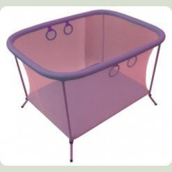 Манеж Ommi Classic Фиолетовый
