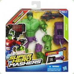 Марвел Мстители. Разборные фигурки с оружием, в ассорт.