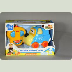 Машина на дистанционном управлении Hap-p-Kid Little Learner Животные (3956 T)