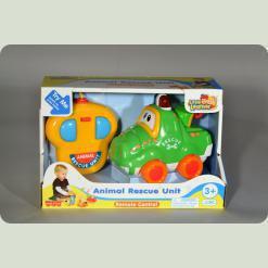 Машина на дистанционном управлении Hap-p-Kid Little Learner Животные (3957 T)