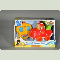 Машина на дистанционном управлении Hap-p-Kid Little Learner Животные (3958 T)