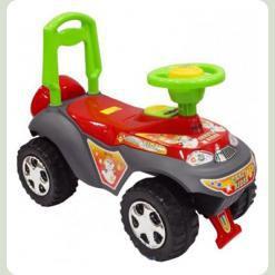 Машинка-каталка Alexis-Babymix 7600 (red)
