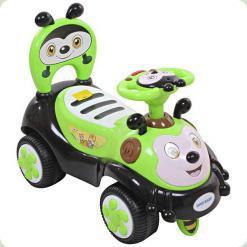 Машинка-каталка Alexis-Babymix 7625 (green)