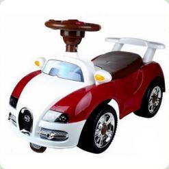 Машинка-каталка Alexis-Babymix 7628 (red)