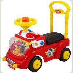 Машинка-каталка Alexis-Babymix HZ-530 (red)