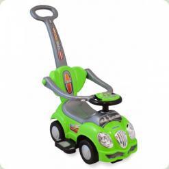 Машинка-каталка Alexis-Babymix HZ-558 (green)