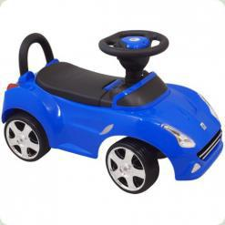 Машинка-каталка Alexis-Babymix HZ-603 (blue)