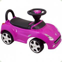 Машинка-каталка Alexis-Babymix HZ-603 (purple)