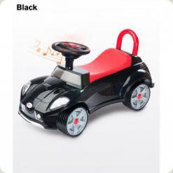 Машинка-каталка Caretero Cart - black