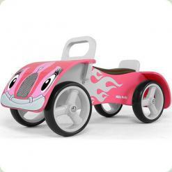 Машинка-каталка M.Mally Junior (pink)