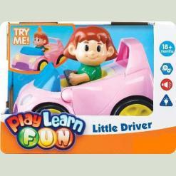 Машинка Keenway Юный водитель девочка (32612)