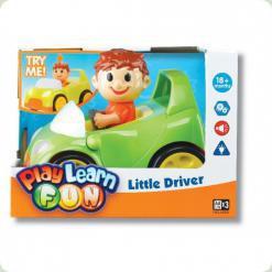 Машинка Keenway Юный водитель мальчик (32611)