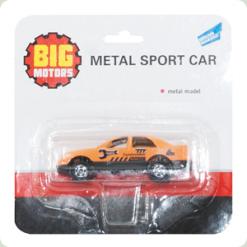 Машинка металлическая (7 см)