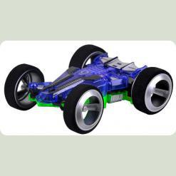 Машинка микро р/у 1:32 WL Toys 2308 Double-faced двусторонняя (синий)