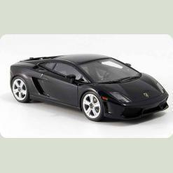 Машинка микро р/у 1:43 лиценз. Lamborghini LP670 (черный)