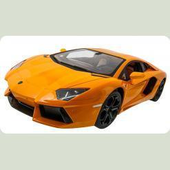 Машинка р/у 1:14 Meizhi лиценз. Lamborghini LP700 (желтый)