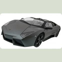 Машинка р/у 1:14 Meizhi лиценз. Lamborghini Reventon Roadster (серый)