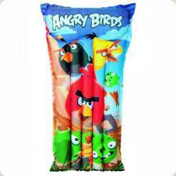 Матрас Bestway 96104 Angry Birds