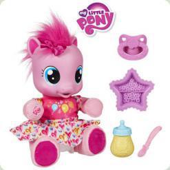 Май Литл Пони. Мягкая пони Пинки Пай, (говорит на русском).