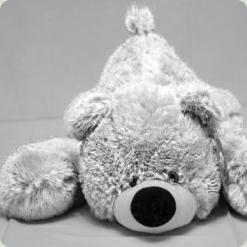 """Медведь лежачий """"Умка"""" №2,5, 100см"""